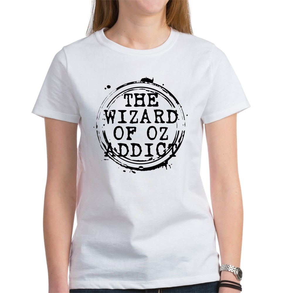 The Wizard of Oz Addict Stamp Women's T-Shirt