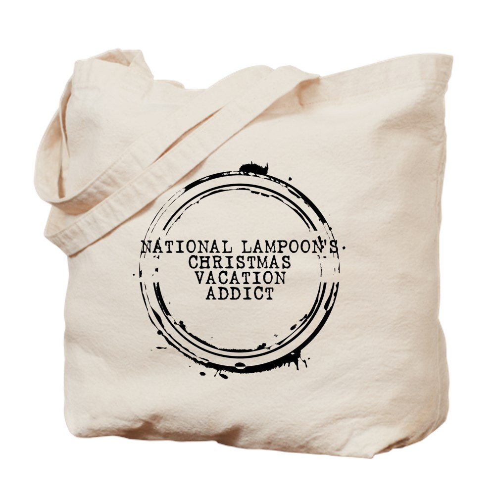 National Lampoon's Christmas Vacation Addict Stamp Tote Bag