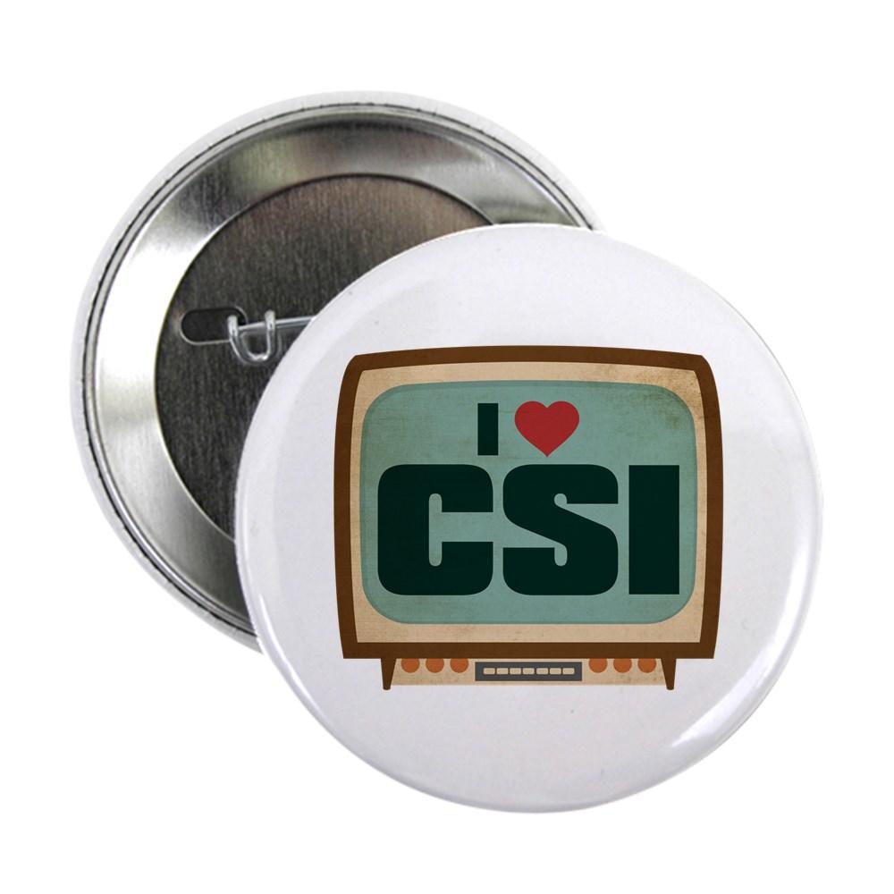 Retro I Heart CSI 2.25