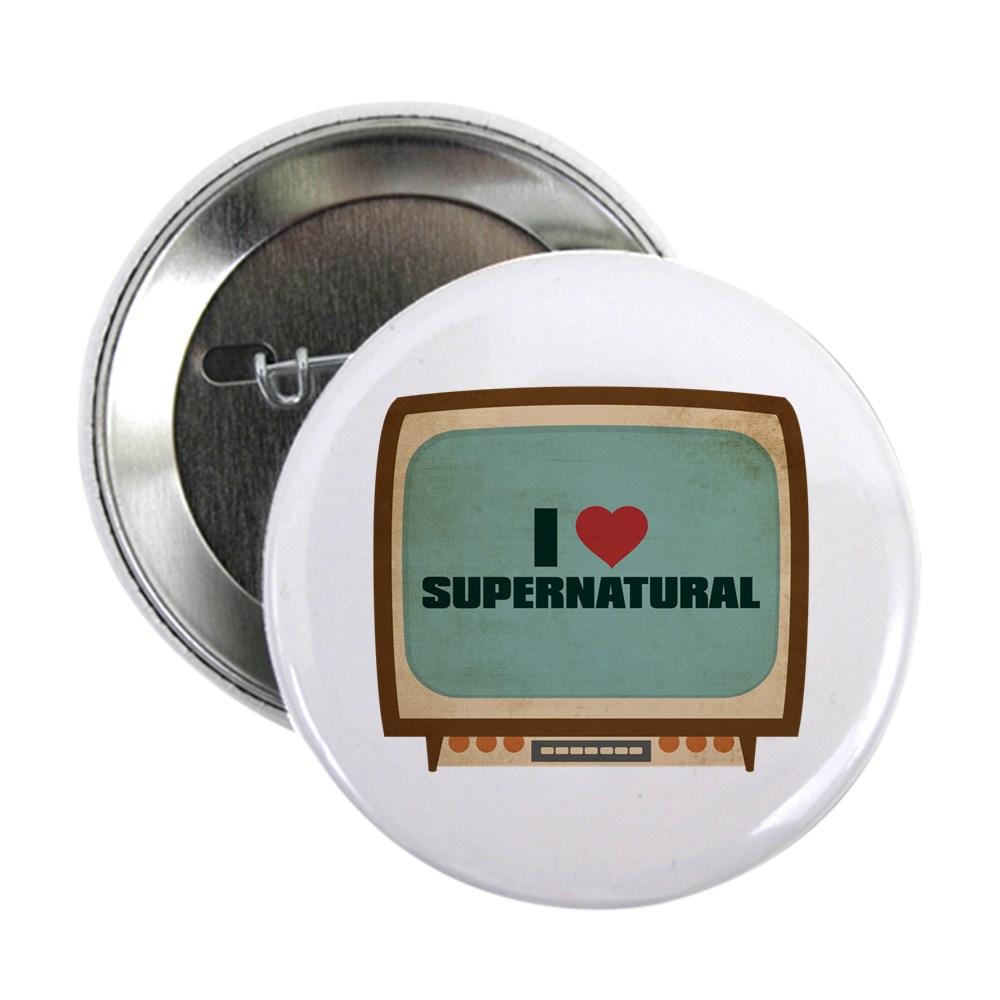Retro I Heart Supernatural 2.25