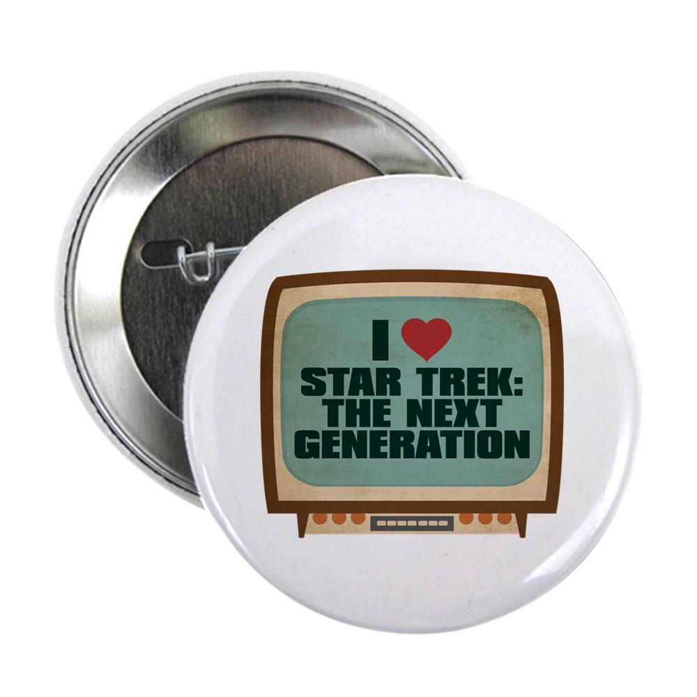 Retro I Heart Star Trek: The Next Generation 2.25
