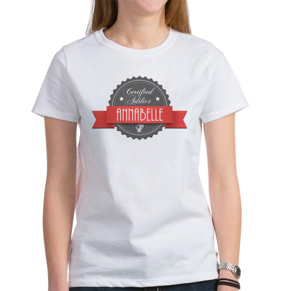 Certified Annabelle Addict Women's T-Shirt