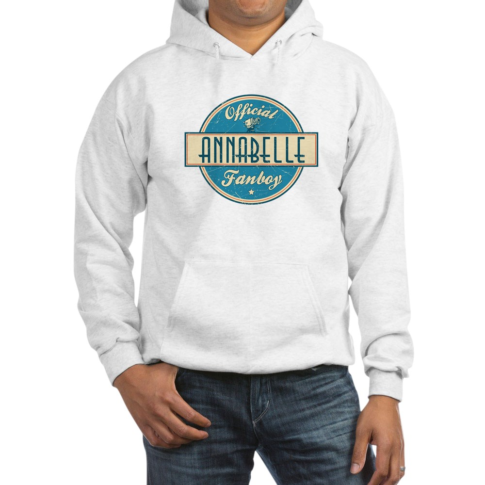 Offical Annabelle Fanboy Hooded Sweatshirt