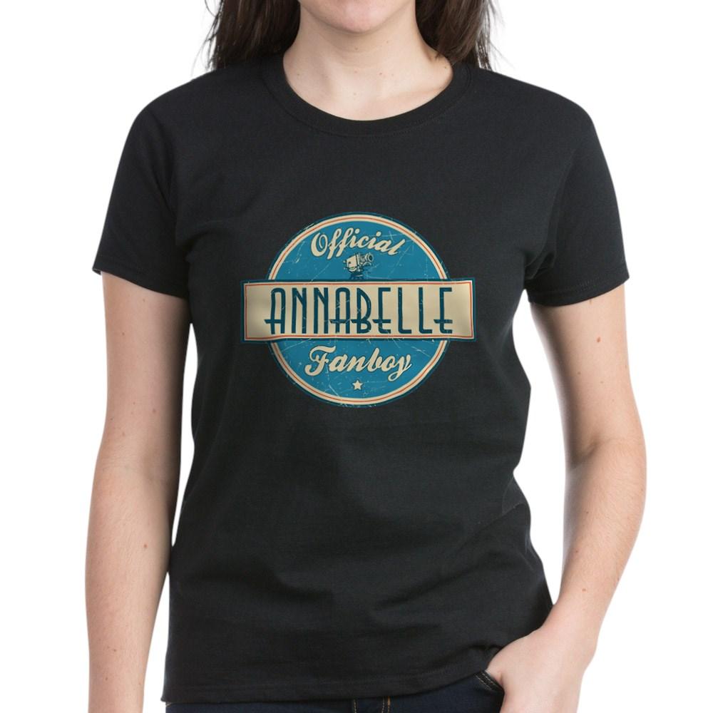 Offical Annabelle Fanboy Women's Dark T-Shirt
