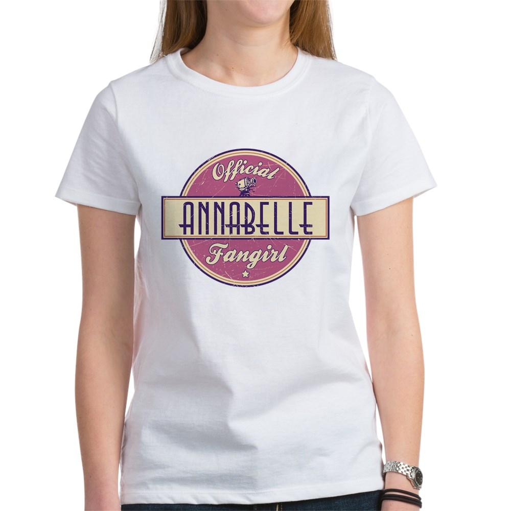 Offical Annabelle Fangirl Women's T-Shirt