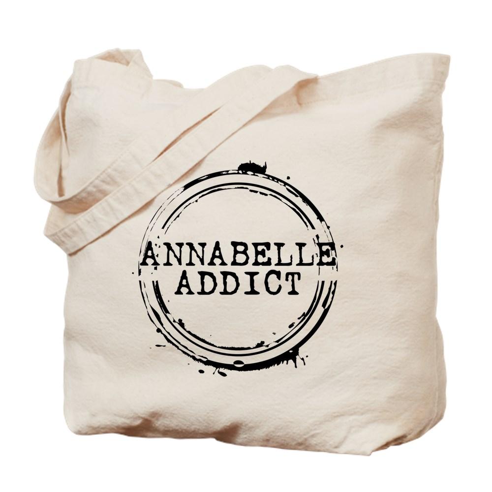 Annabelle Addict Stamp Tote Bag