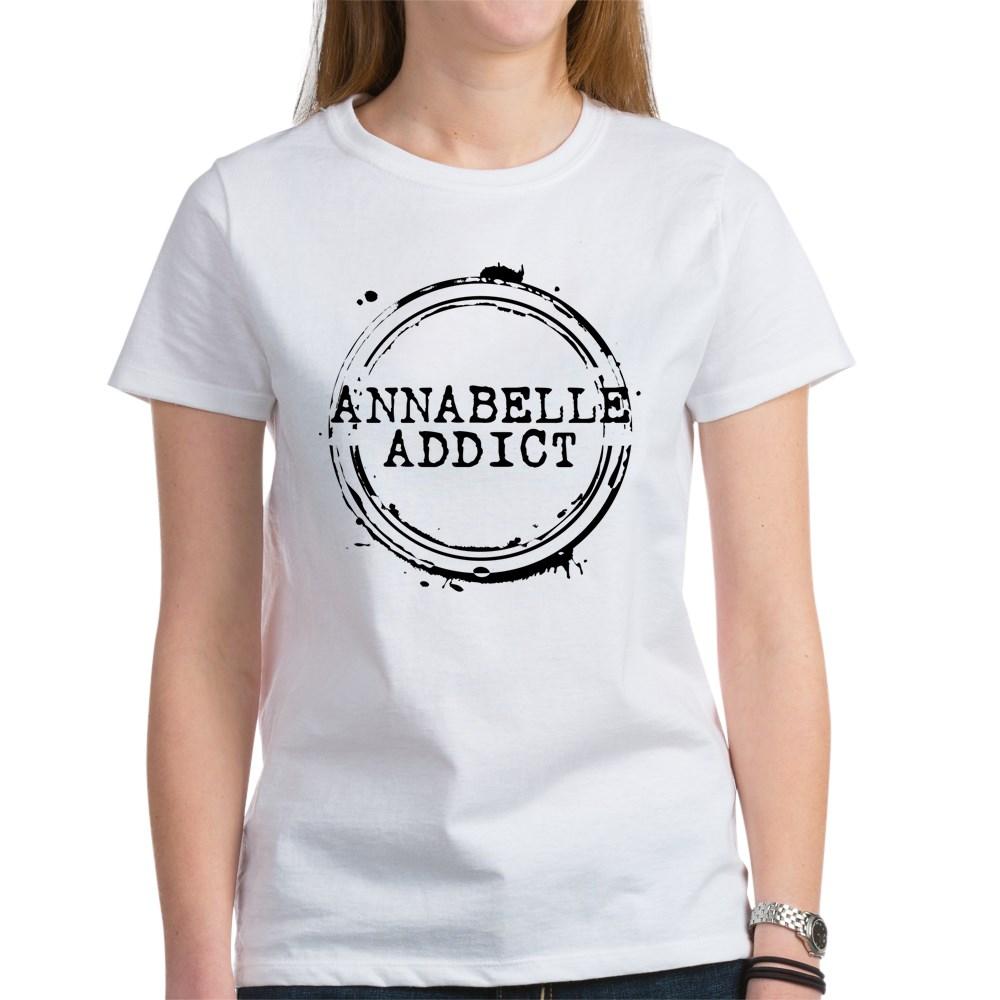 Annabelle Addict Stamp Women's T-Shirt