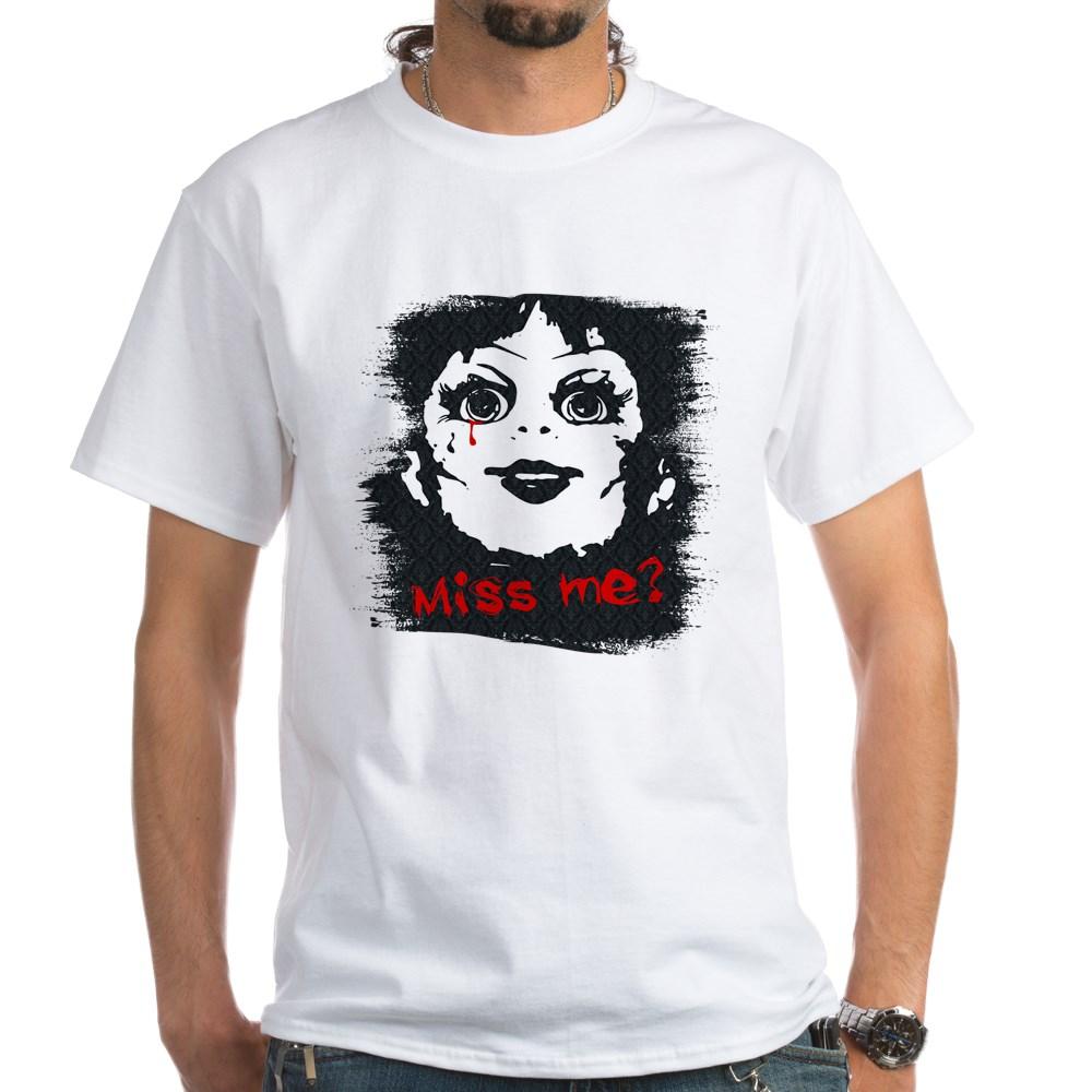 Annabelle - Miss Me? White T-Shirt