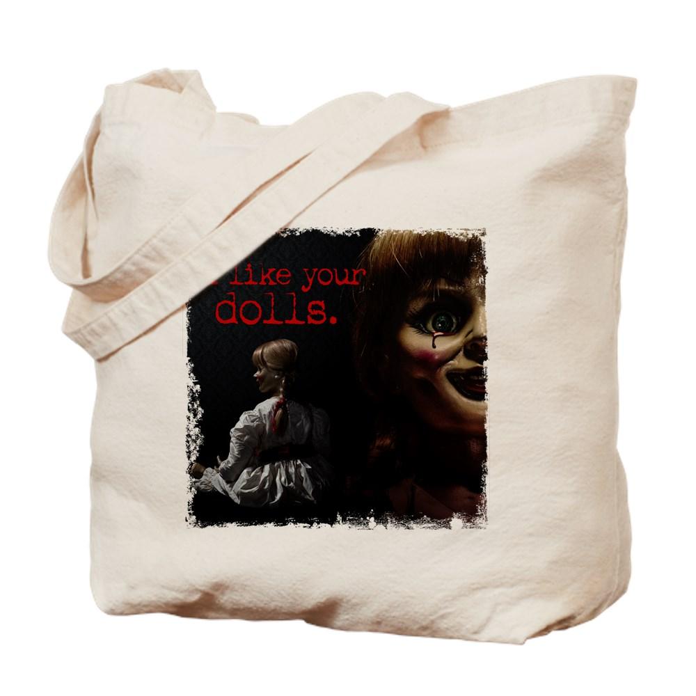 I Like Your Dolls Tote Bag