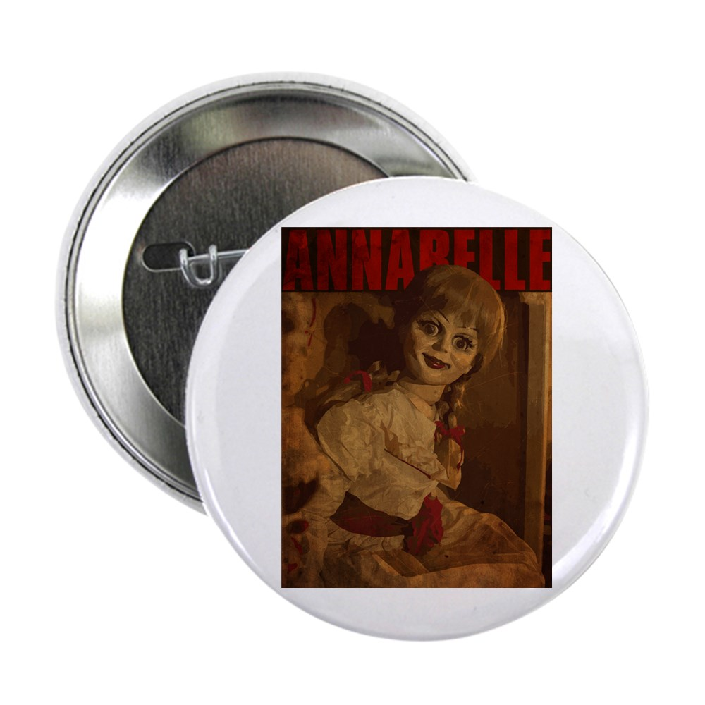 Vintage Style Annabelle Poster 2.25
