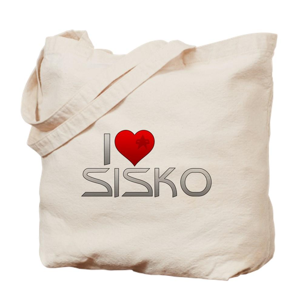 I Heart Sisko Tote Bag