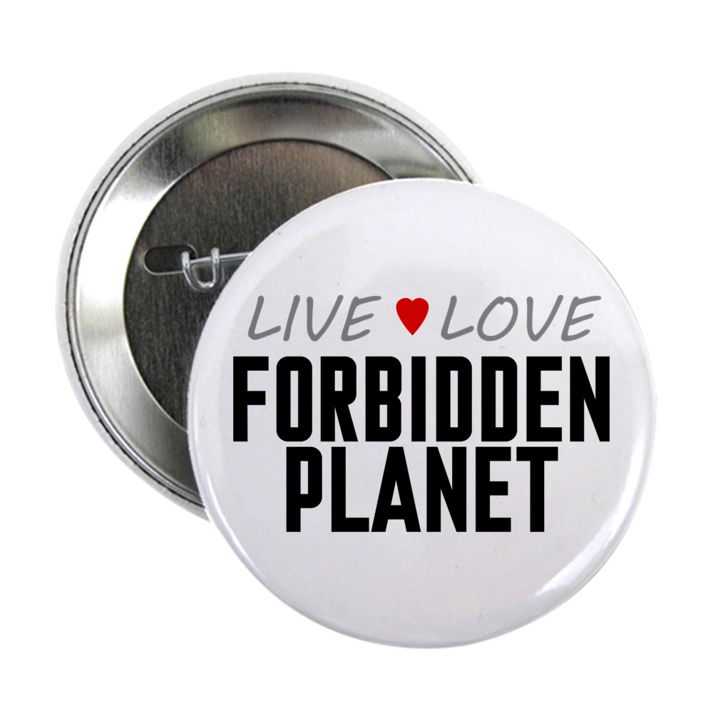 Live Love Forbidden Planet 2.25