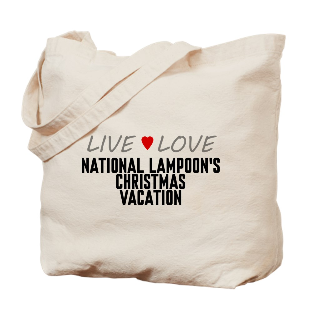 Live Love National Lampoon's Christmas Vacation Tote Bag