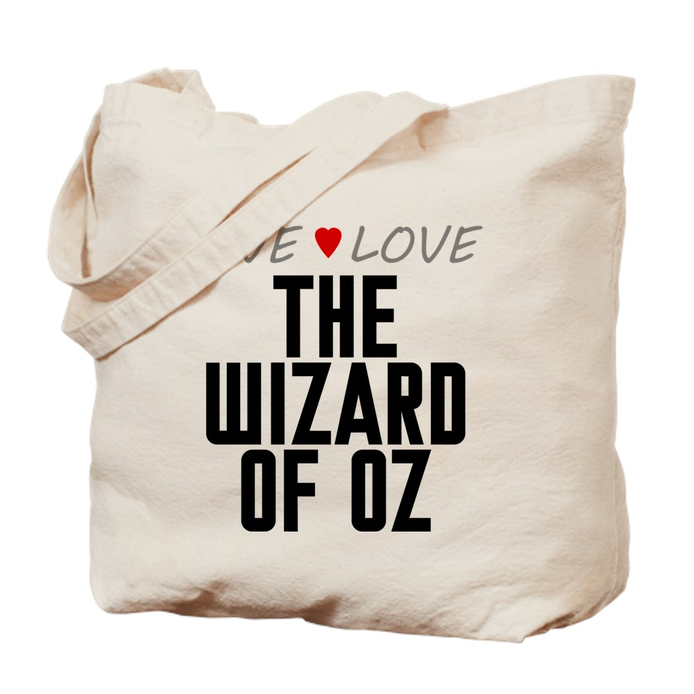 Live Love The Wizard of Oz Tote Bag
