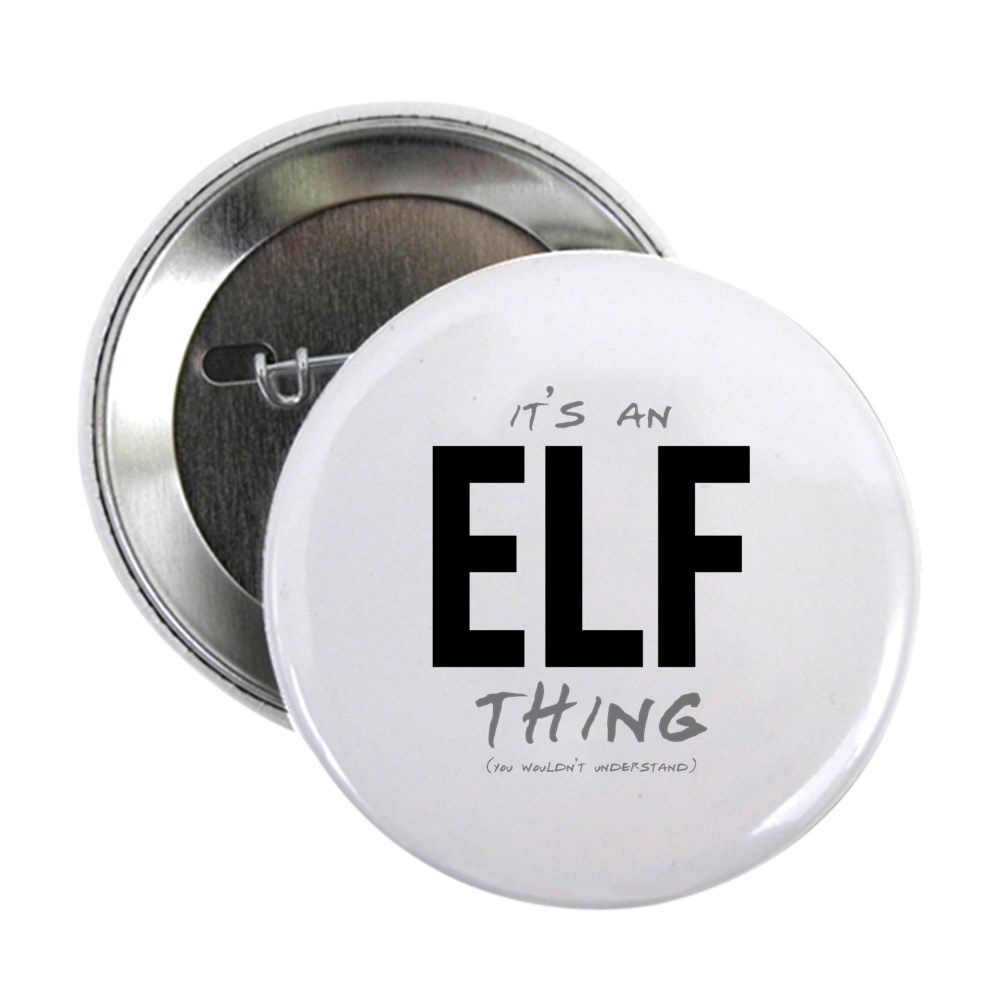 It's an Elf Thing 2.25