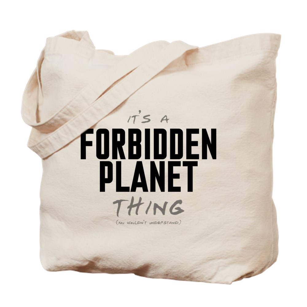It's a Forbidden Planet Thing Tote Bag