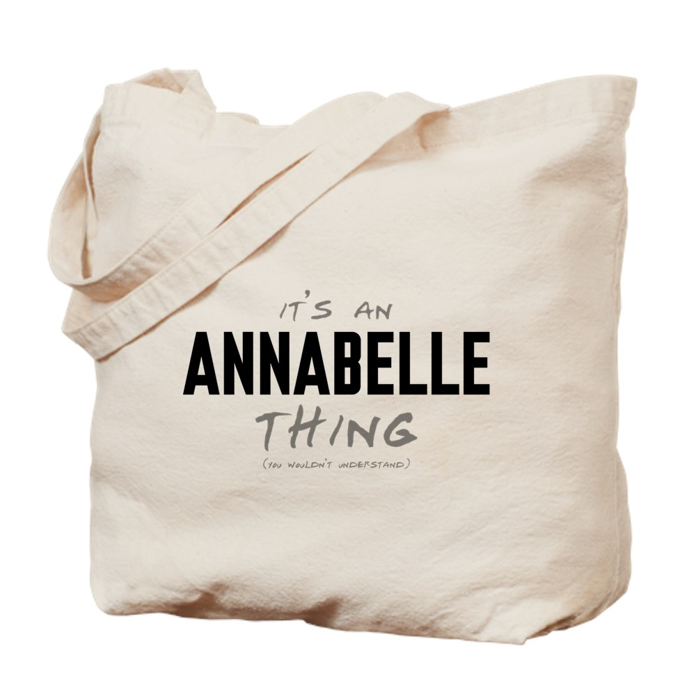 It's an Annabelle Thing Tote Bag