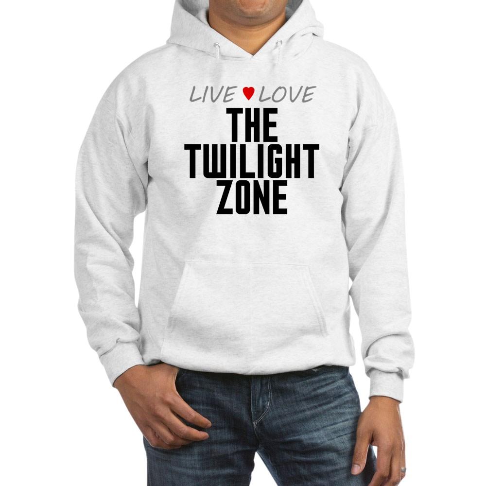 Live Love The Twilight Zone Hooded Sweatshirt