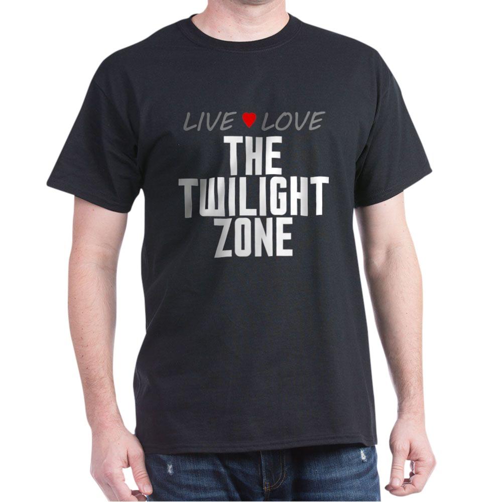 Live Love The Twilight Zone Dark T-Shirt