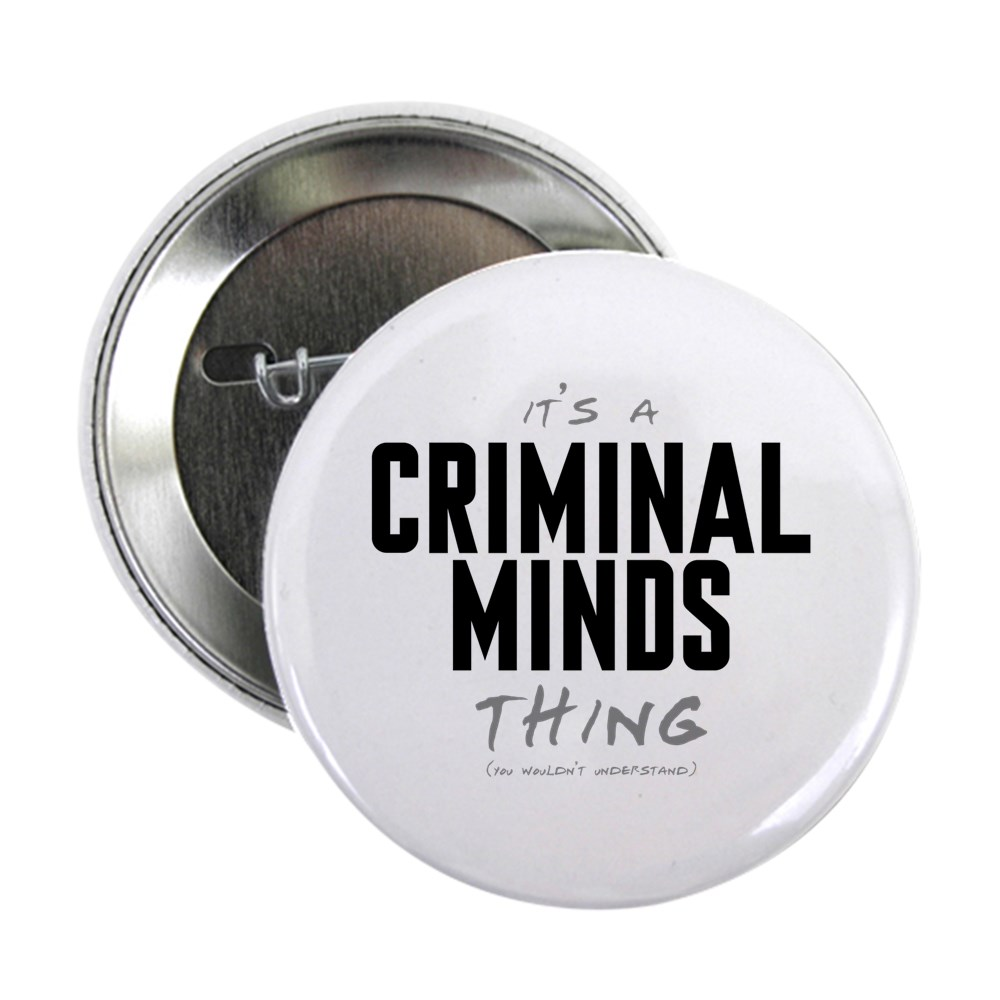 It's a Criminal Minds Thing 2.25