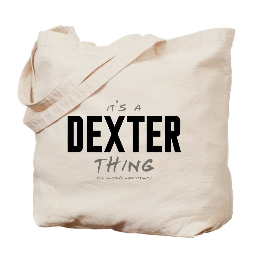 It's a Dexter Thing Tote Bag