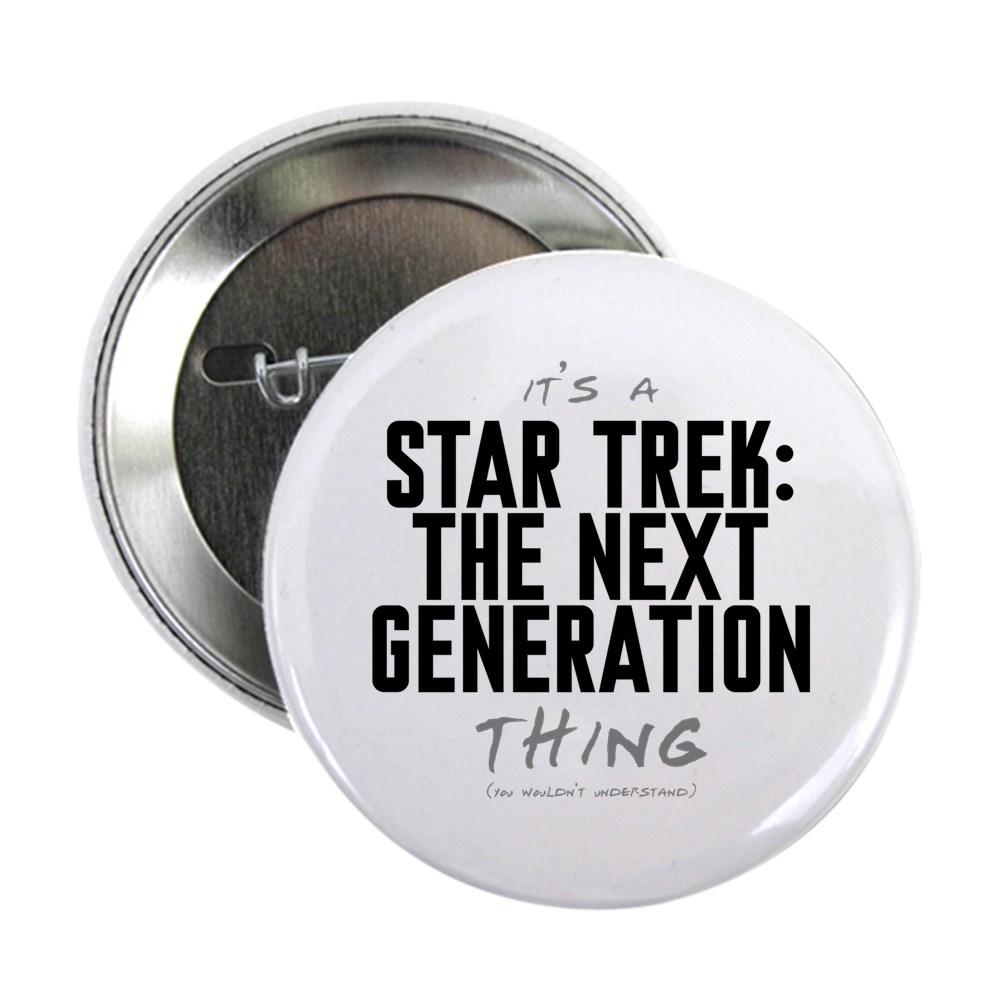 It's a Star Trek: Next Generation Thing 2.25
