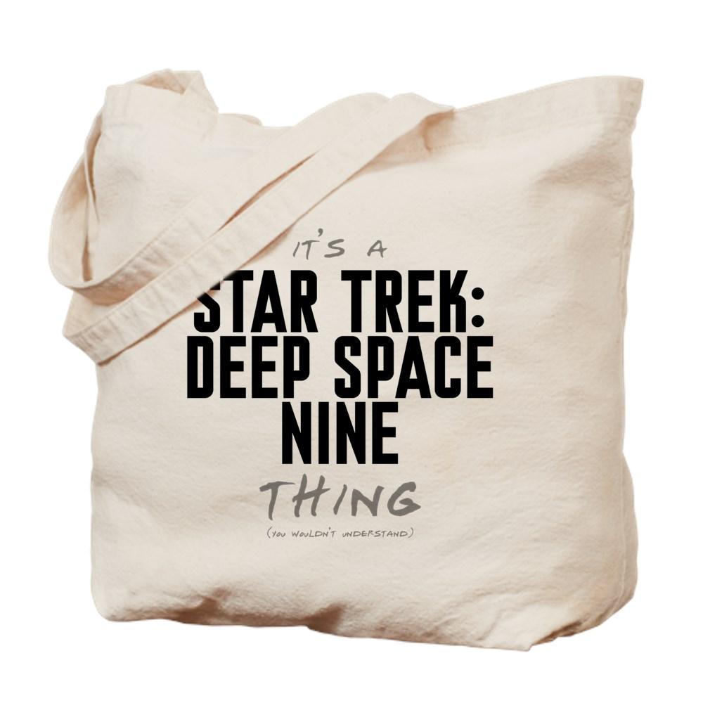 It's a Star Trek: Deep Space Nine Thing Tote Bag