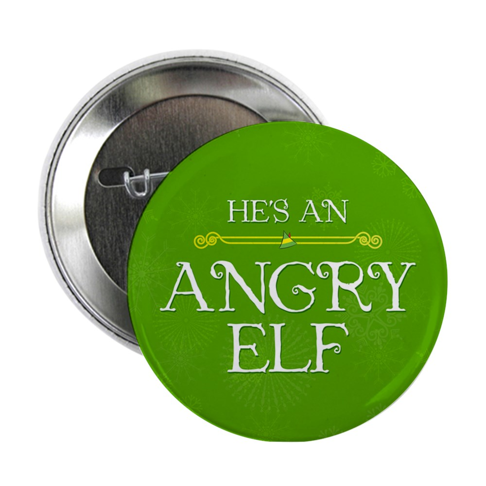 He's an Angry Elf 2.25