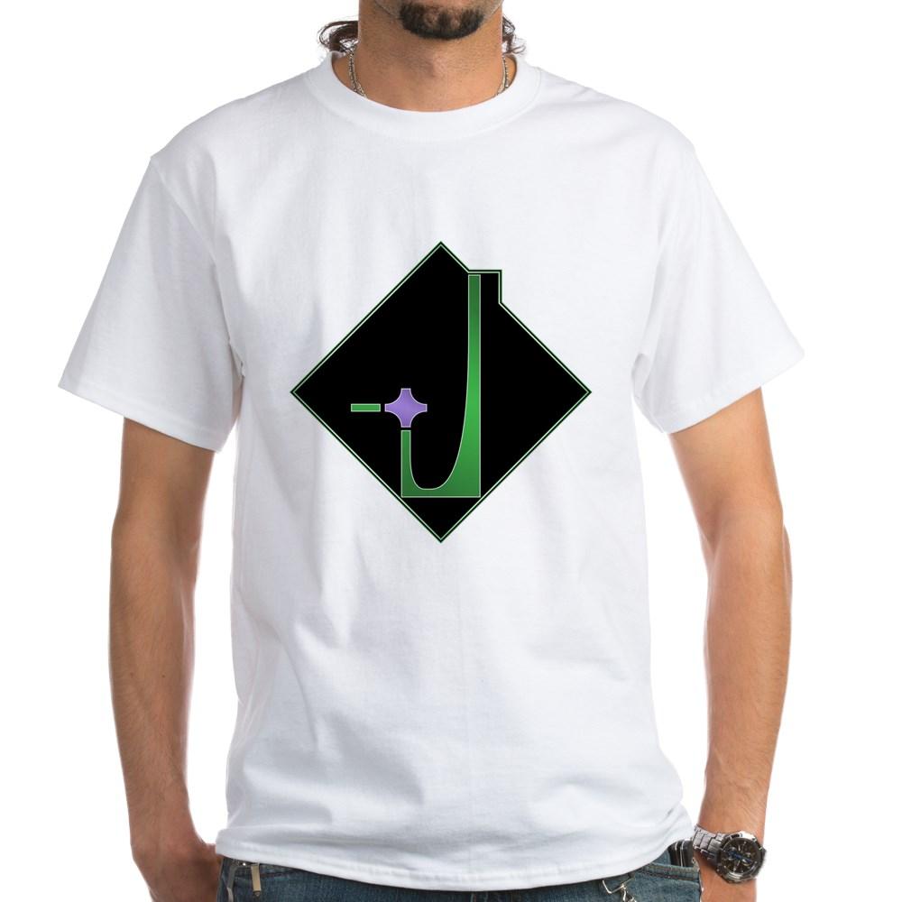 Dominion Emblem White T-Shirt