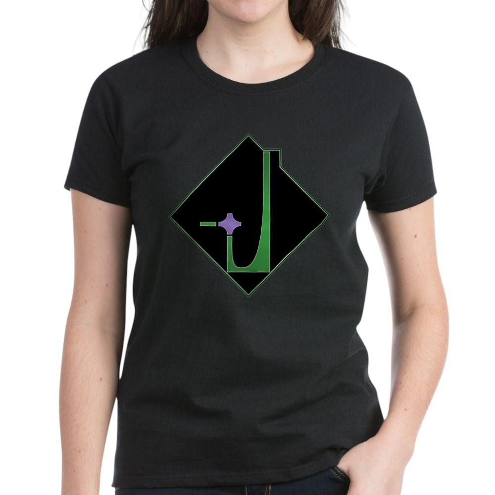 Dominion Emblem Women's Dark T-Shirt