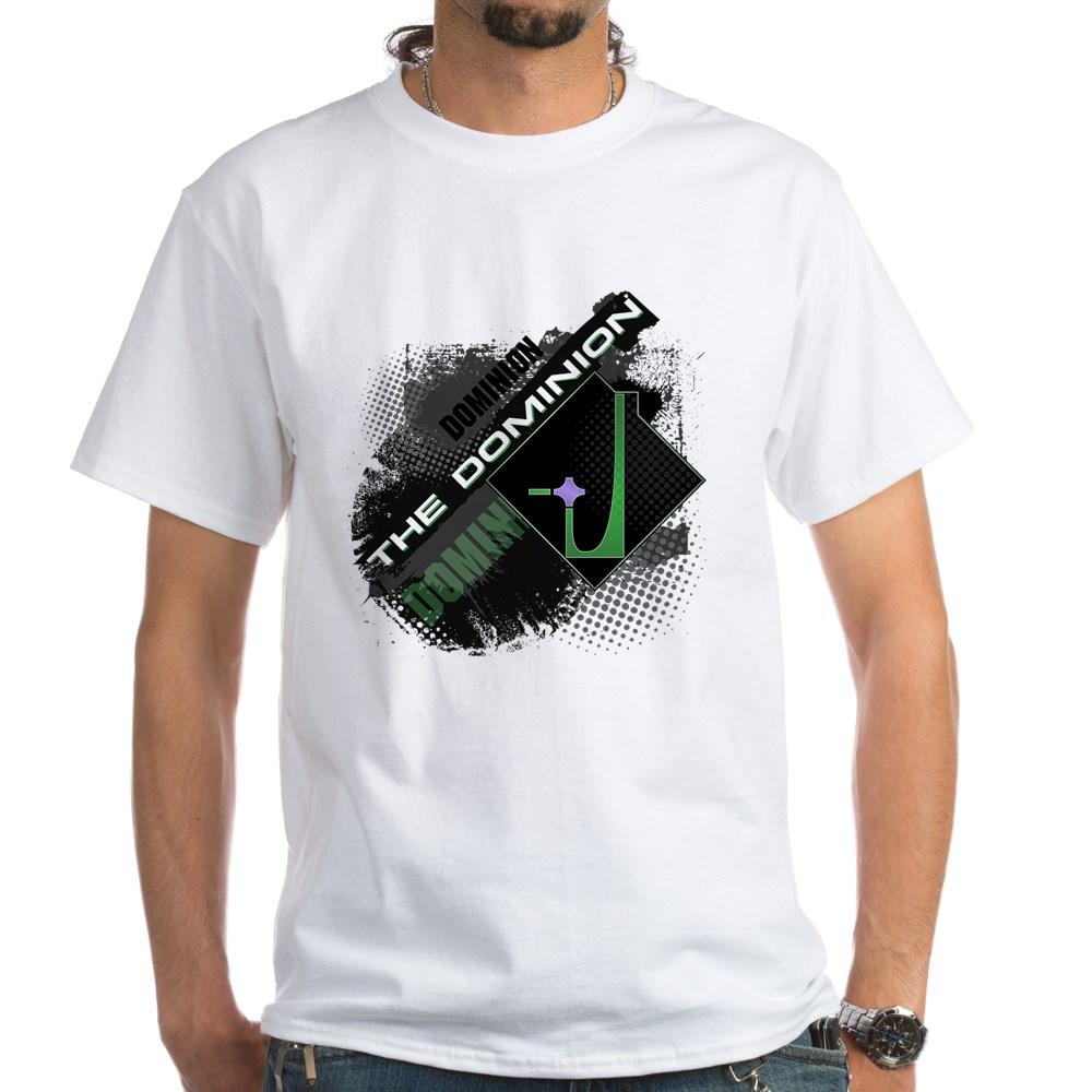 Dominion White T-Shirt