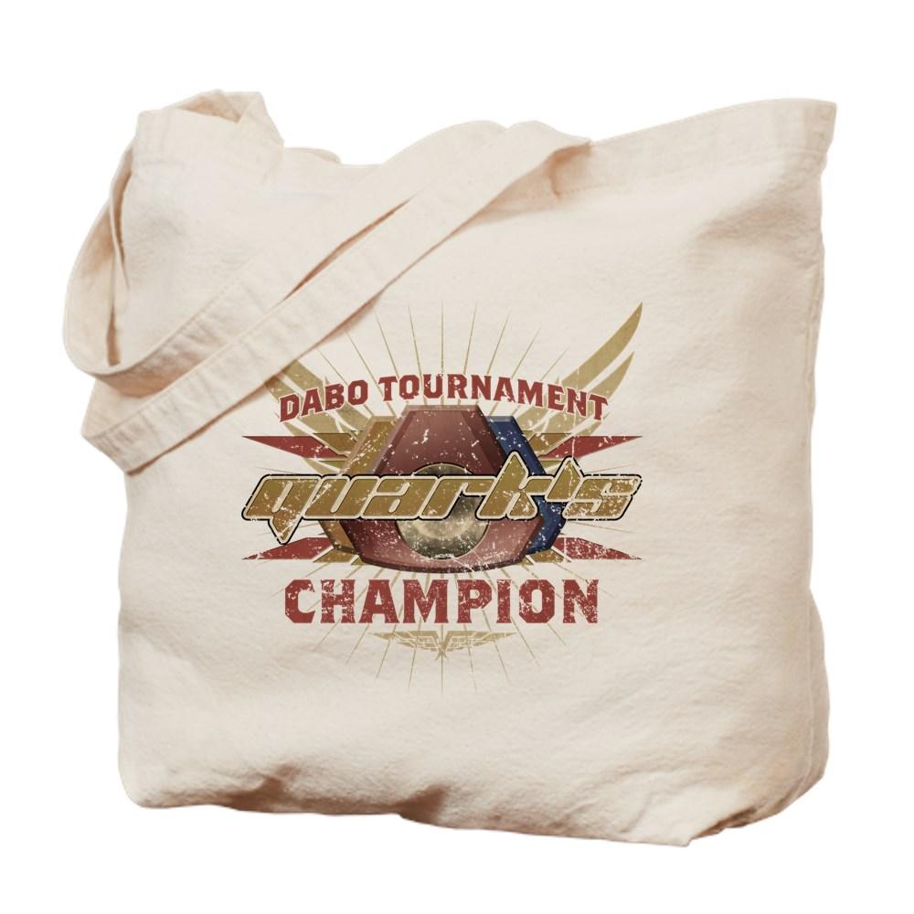 Vintage Quark's Dabo Champion Tote Bag