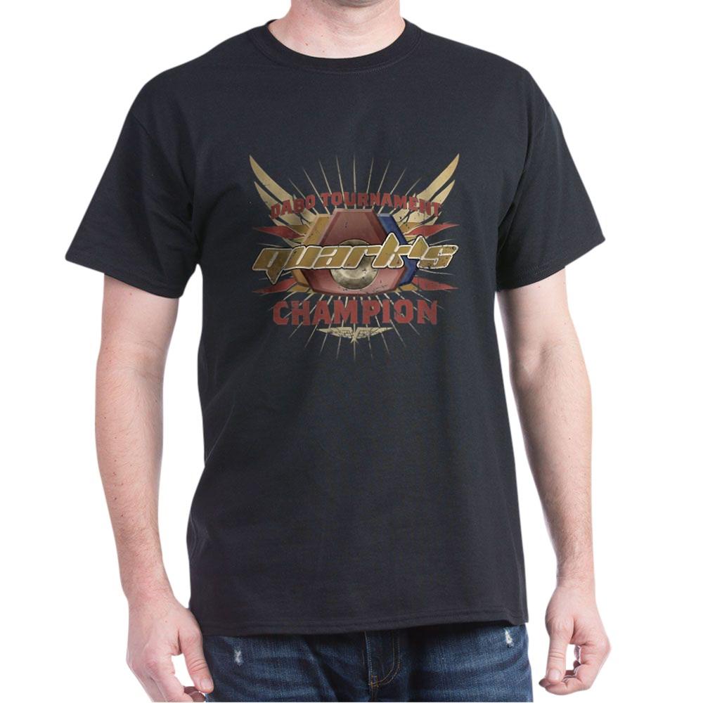 Vintage Quark's Dabo Champion Dark T-Shirt
