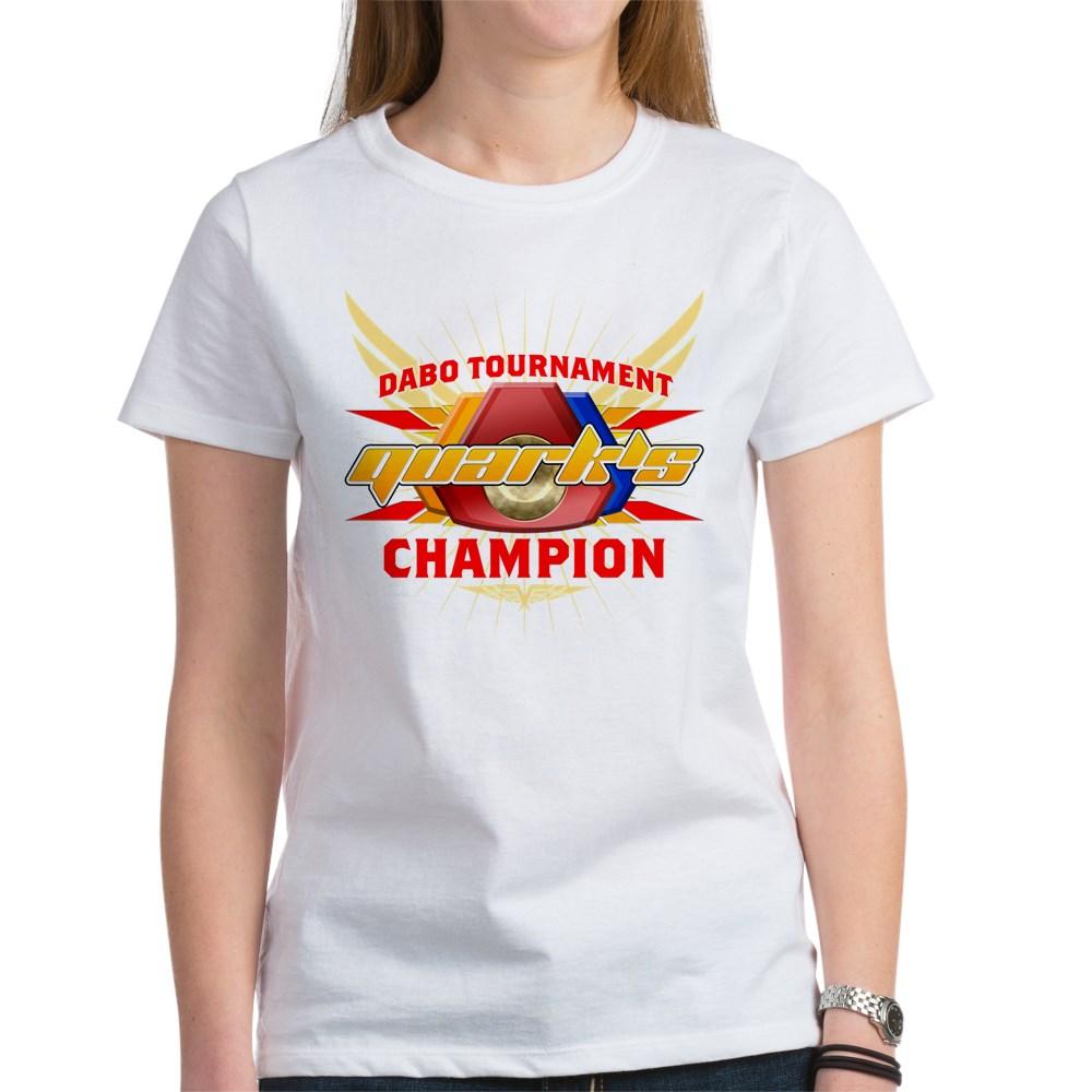 Quark's Dabo Champion Women's T-Shirt
