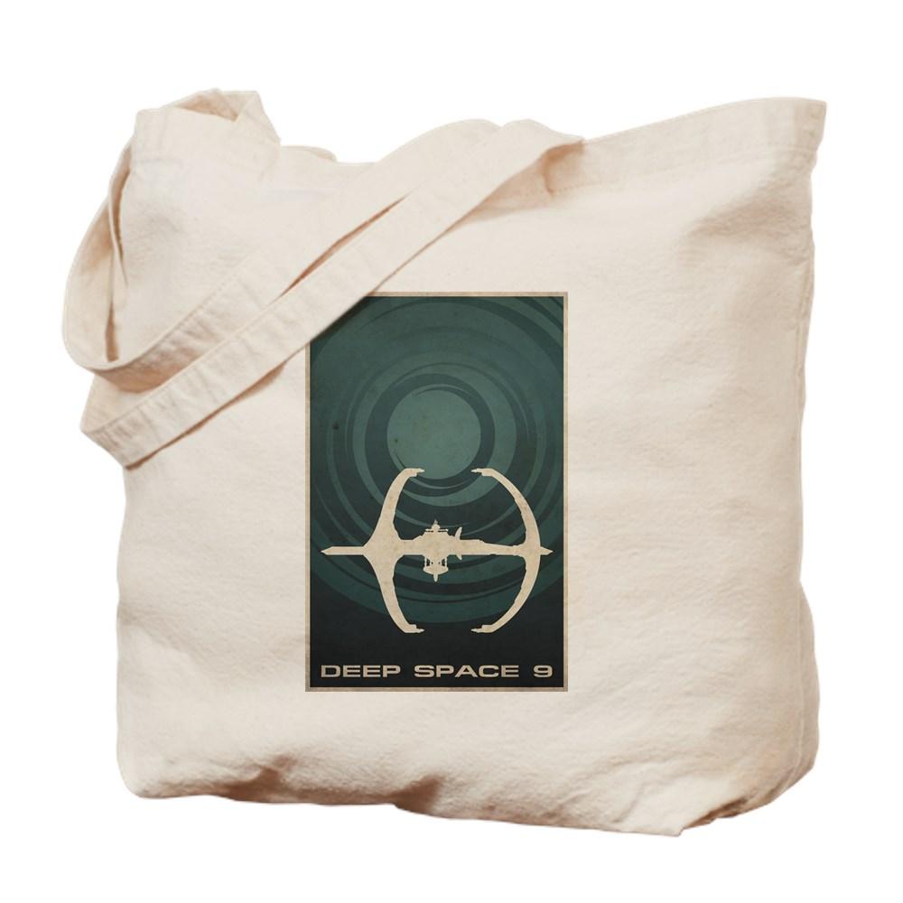 Minimal Deep Space 9 Poster Design Tote Bag