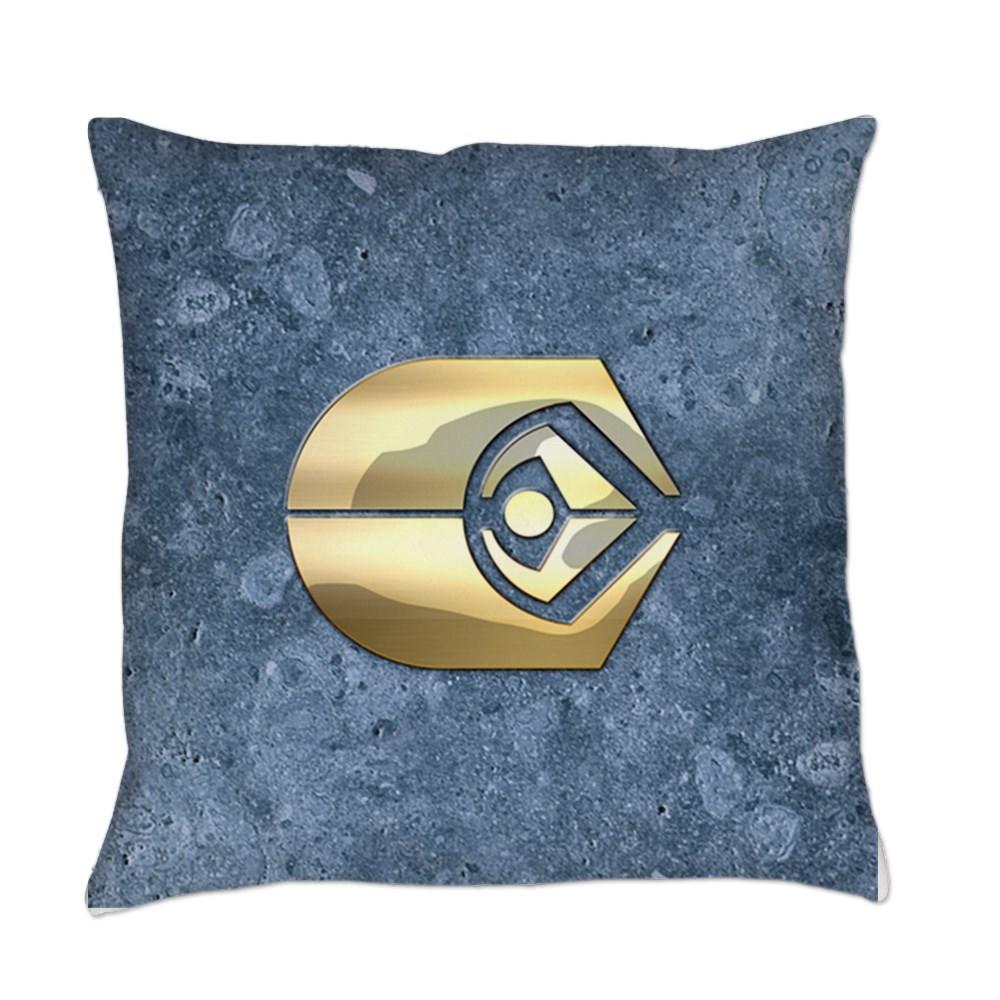 Ferengi Emblem Everyday Pillow
