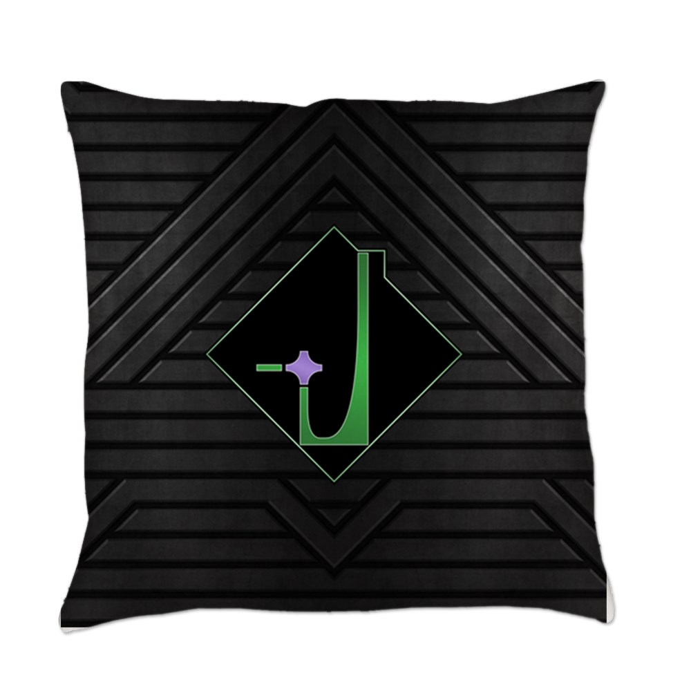 Dominion Emblem Everyday Pillow
