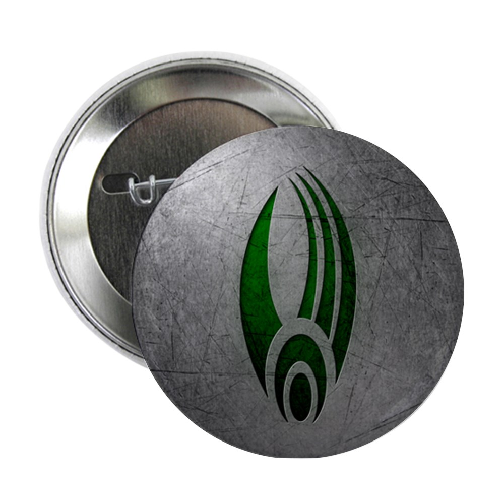 Metallic Borg Insignia 2.25