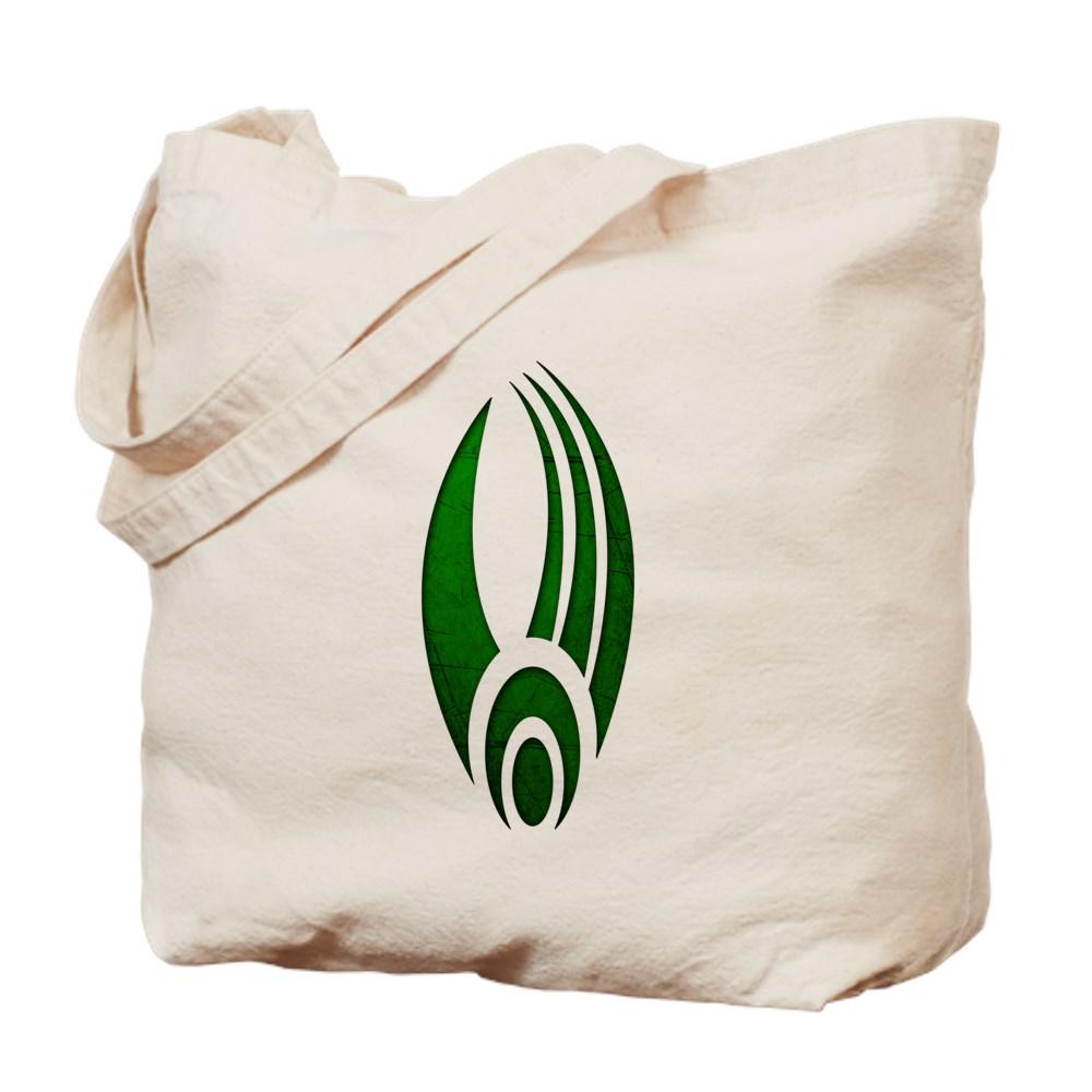 Distressed Borg Insignia Tote Bag