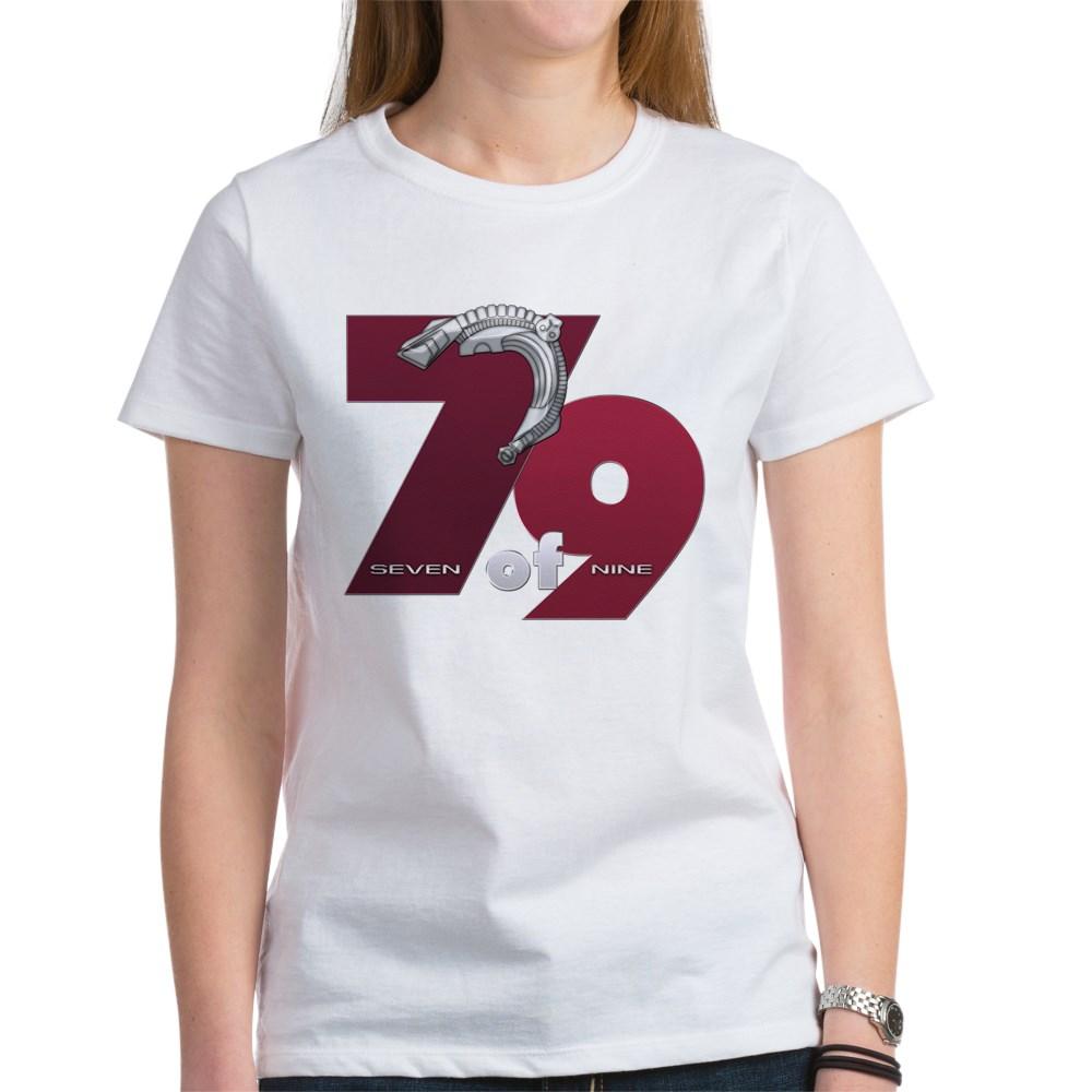 Seven of Nine Women's T-Shirt