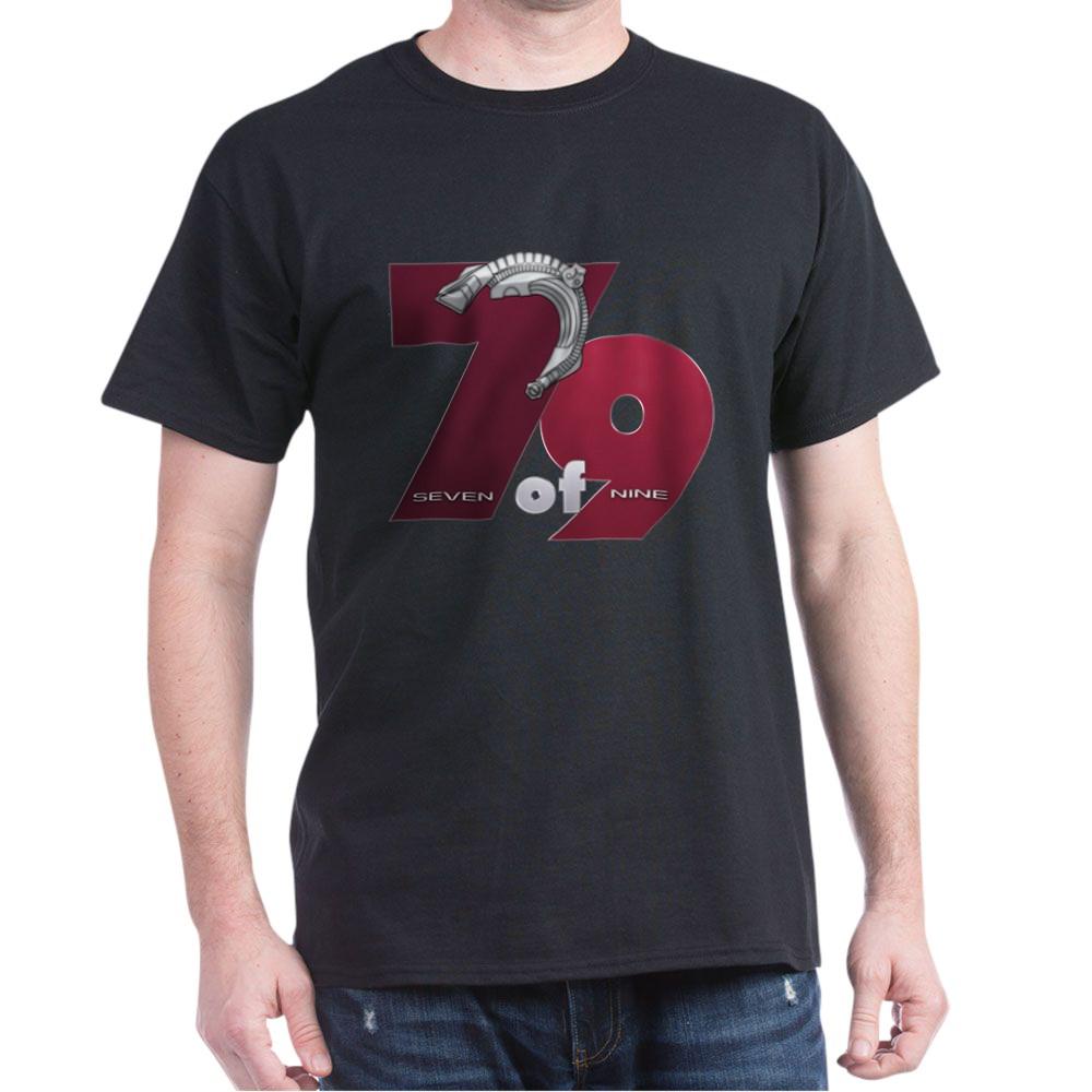 Seven of Nine Dark T-Shirt