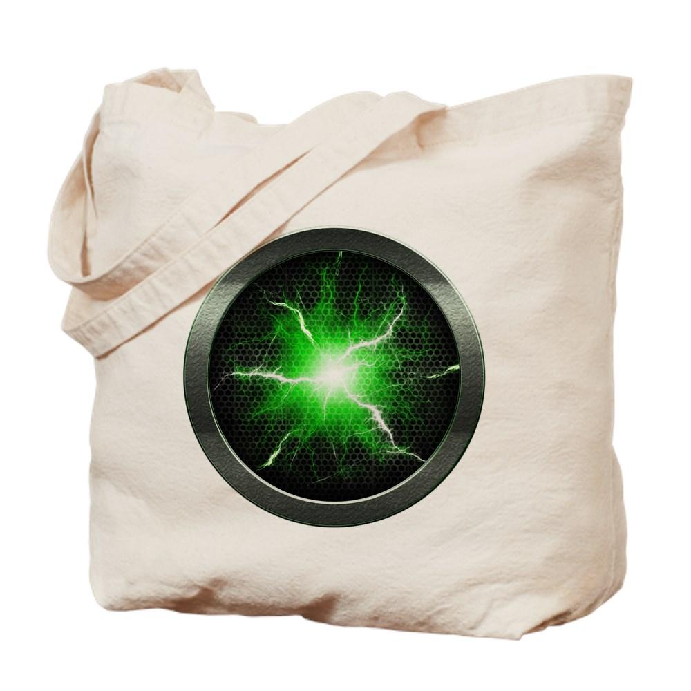 Borg Regeneration Disc Tote Bag