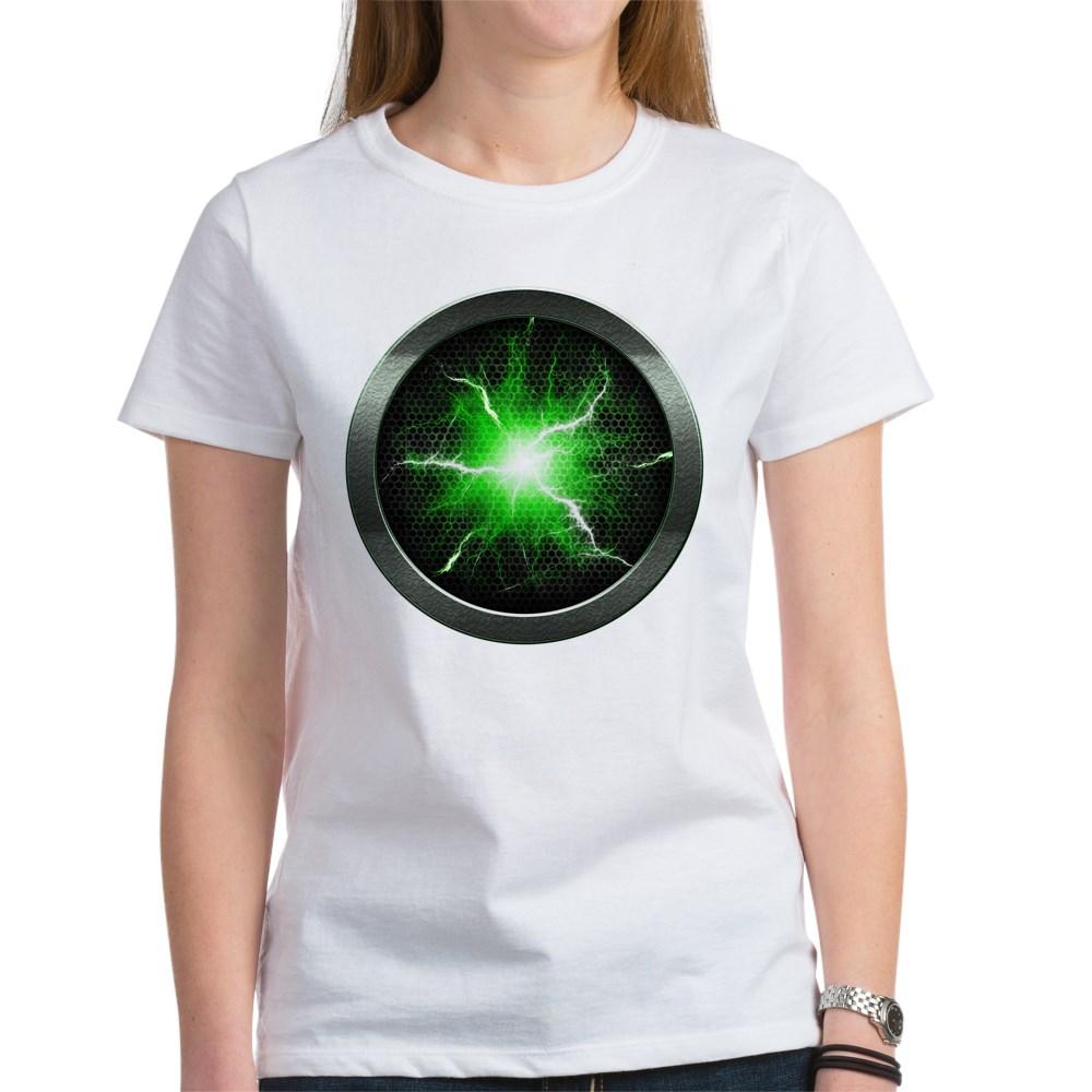 Borg Regeneration Disc Women's T-Shirt