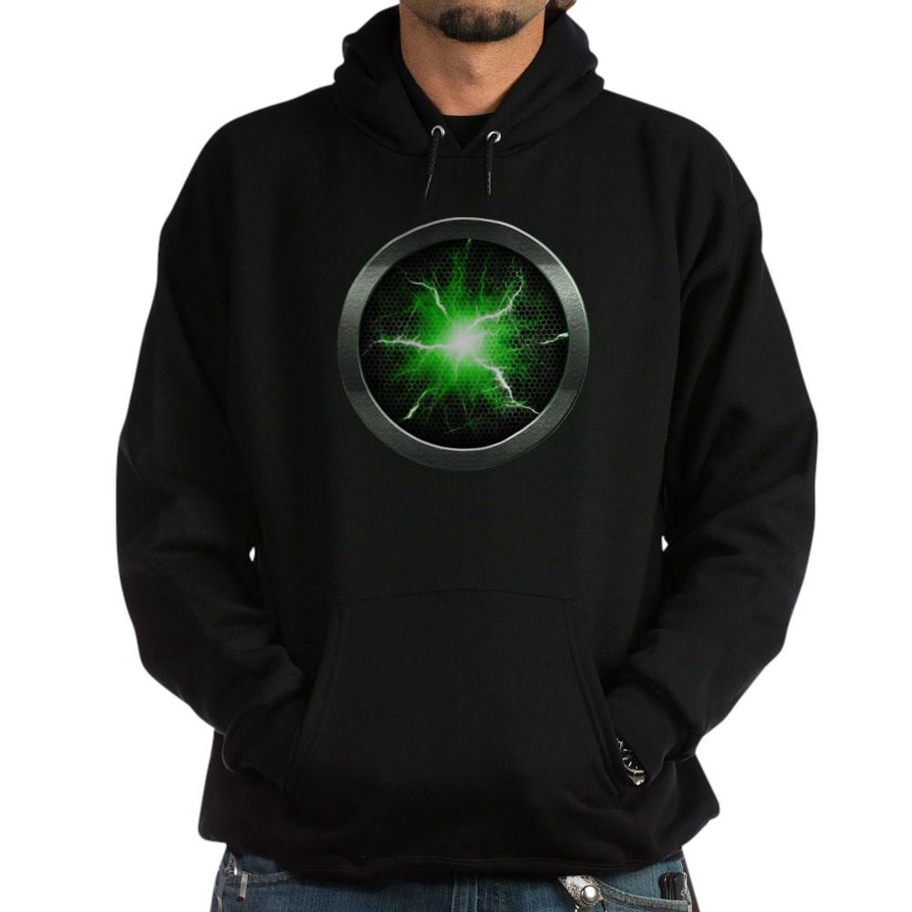 Borg Regeneration Disc Dark Hoodie