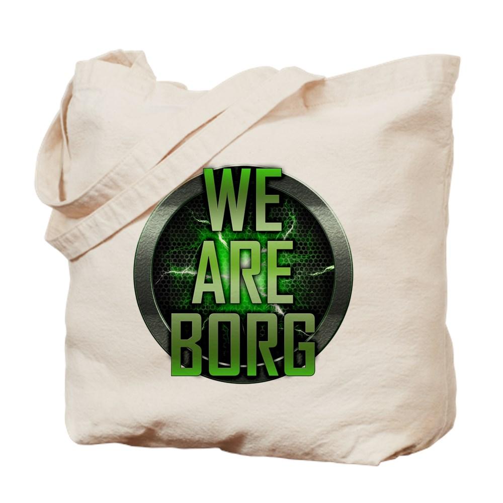 We Are Borg Tote Bag