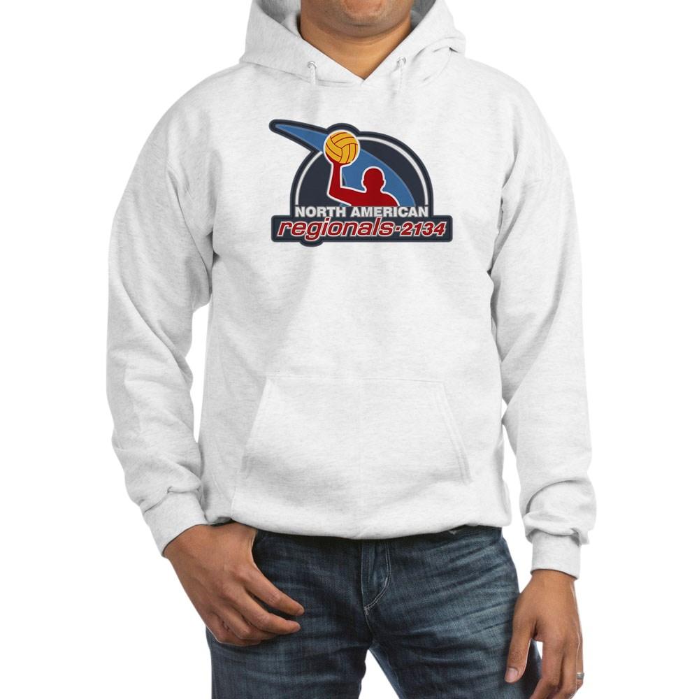 Water Polo North American Regional 2134 Hooded Sweatshirt