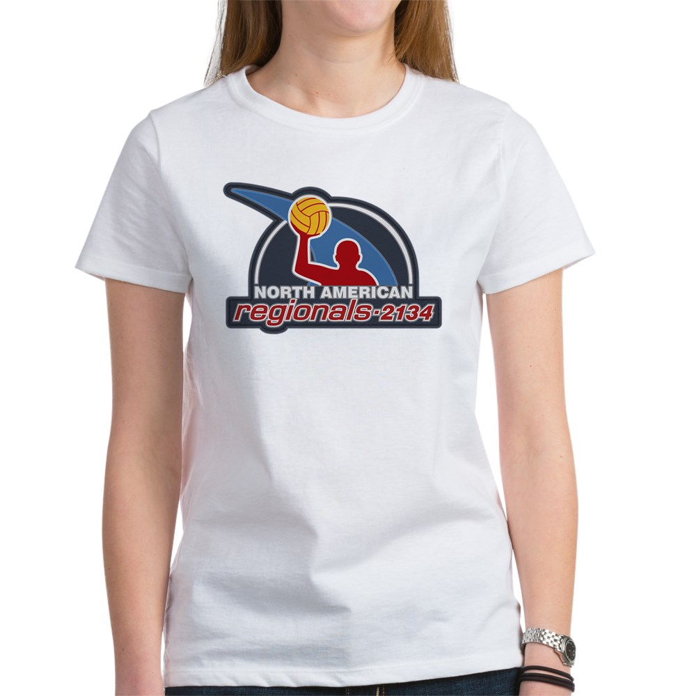 Water Polo North American Regional 2134 Women's T-Shirt