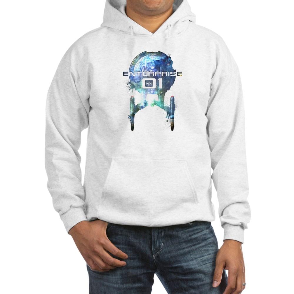Cosmic Enterprise NX-01 Hooded Sweatshirt