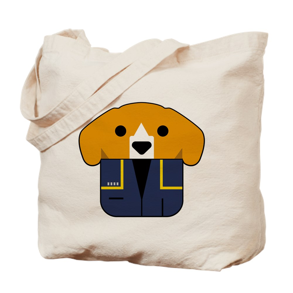 Captain Porthos Tote Bag