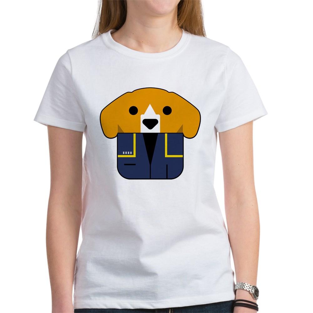 Captain Porthos Women's T-Shirt